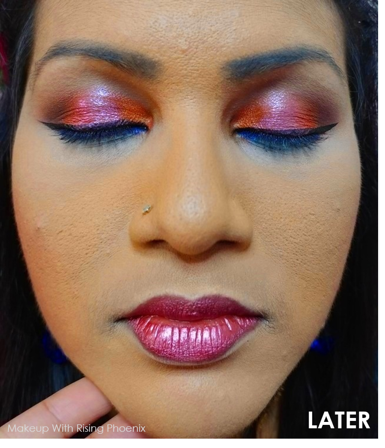 makeup with rising phoenix affordable cruelty free handmade