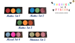 RPX Summer collection (5palettes)