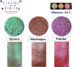 SHIMMERS SET 5PRODUCT